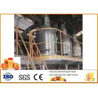 Wholesale Atomatic Apple Jam / Paste Making Machine Processing Line CFM-S-04 from china suppliers
