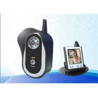 Wholesale Colour Audio 2.4ghz Wireless Door Phone Grey With Infrared Night Vision from china suppliers