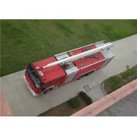 Wholesale Max Power 320KW Water Tower Fire Truck 20m Working Height With Mechanical Seal from china suppliers