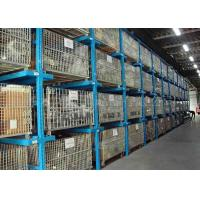 Buy cheap Warehouse Drive In Pallet Racking , Push Back Pallet Racking 1000kg~6000kg ISO 9001 from wholesalers