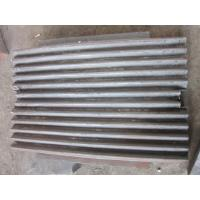 Quality Mine Mill Ni-hard Liners Of Wear Liners Conforming 2027Ni-Cr4-600D for sale