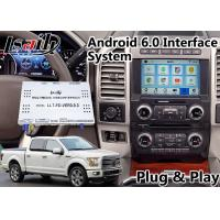 Wholesale Android 6.0 Navigation Video Interface for  F 150 SYNC 3 System support Youtube Spotify from china suppliers