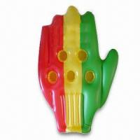 Wholesale Inflatable Hand, Suitable for Promotional Purposes, Measures 41 x 80cm from china suppliers