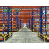 Wholesale Q235 Warehouse Racking System , Commercial Warehouse Storage Shelving Systems from china suppliers