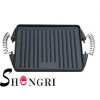 China Cast Iron Grill Pan on sale