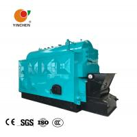 Wholesale DZH/DZL Series Fire And Water Tube Boiler , Wood Pellet Coal Fired Steam Boiler from china suppliers