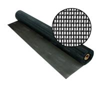 China 316 stainless steel mesh screen-Black Powder Coating Security Screen on sale