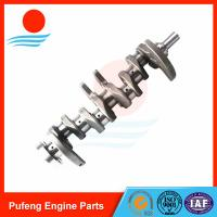 Buy cheap Toyota auto replacement 2KD crankshaft 13401-30020 from Wholesalers