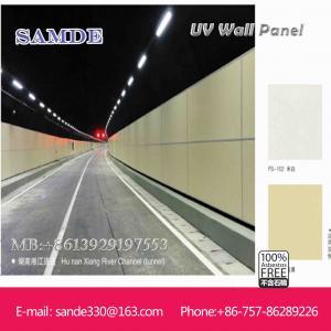 China High Gloss finished UV decorative wall panels interior decoration 2440*1220*6/8/9mm on sale