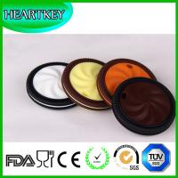 Wholesale Baby teething cookie soft silicone teether from china suppliers