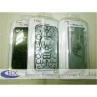 China Metal Relief Custom Metal iPhone 4 Protective Cases for Cell Phones on sale