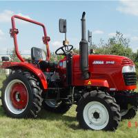 Wholesale Jinma JM244E 24hp 4wd four wheel tractor for agricultural farm use eec/coc certified from china suppliers