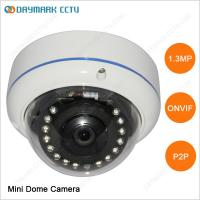 Wholesale 1.3MP metal housing mini dome cctv security camera from china suppliers