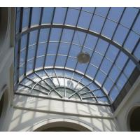 Buy cheap Heatproof tinted laminated glass skylight solar reflective double glazing insulated glass from Wholesalers