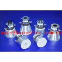 Wholesale Ultrasonic cleaning transducer from china suppliers
