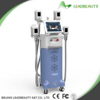 Wholesale Best Selling in Europe cryolipolysis fat freezing slimming machine with 4 handles from china suppliers