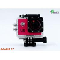 Wholesale Muti Color Waterproof 1080P HD Action Camera SJ4000 30M Mini For Extreme Sport from china suppliers