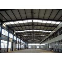China Metal  Construction Prefabricated Factory Buildings for  Warehouse  Light Steel Structure on sale
