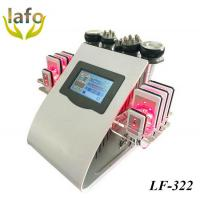 Wholesale 2017 HOT SALE 650NM Lipo Laser / Lipo Laser Cavitation/ 5 IN 1 Vacuum Cavitation RF Lipo Laser Machine For Sale from china suppliers