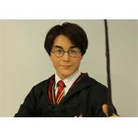 Wholesale Famous Star Sculpture Celebrity Wax Figures Of Harry James Potter OEM ODM from china suppliers