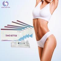 Wholesale Dermal Hyaluronic Acid Fillers Cross - Linked For Breast Enlargement from china suppliers