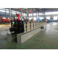 Wholesale Rain Gutter Roll Forming Machine Construction Material Roofing 450mm - 550mm Inner Diameter from china suppliers