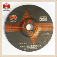 "Wholesale 4"" abrasive grinding wheel for polishing stainless steel from china suppliers"