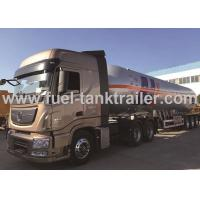 Wholesale Inline Six Cylinder 560 Hp Power LPG Tank Trailer 61.9CBM Available Capacity from china suppliers