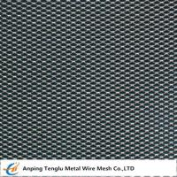 Wholesale Expanded Metal Diamond Mesh |Mesh size 4x2mm from china suppliers