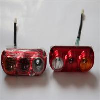 Wholesale Plastic Aftermarket Motorcycle Brake Light Turn Signal Combo Combo Rainproof from china suppliers