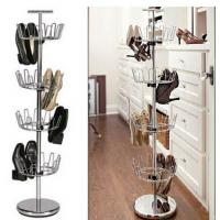 Wholesale Revolving Shoe Rack Tree 4 Tier selling from china suppliers