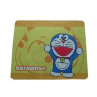 Wholesale Custom Non - Woven Fabric Top Rubber Base Soft Mouse Mats / Pads Meet EN71-3, ROHS from china suppliers