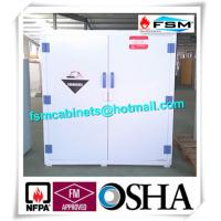 Wholesale PP Safety Hazardous Storage Cabinets For Acid Corrosive Chemical Liquid from china suppliers