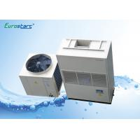 China Rotary Compressor Packaged Air Conditioner Free Blow Ducted Type For School on sale