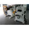 Autoamtic Precision Pressing Decoiler Straightener Feeder For 68mm Roller Diameter