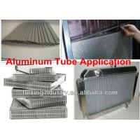 Wholesale HF aluminium tube for auto radiator from china suppliers