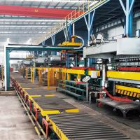 China Automated Sand Molding Machine Labour Saving Low Failure Rate For Foundry Plant on sale