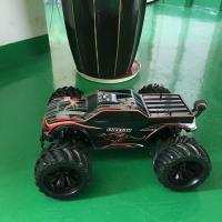 Buy cheap Metal / Plastic Off Road Electric RC Car With 80km / H Speed , RC Remote Control Cars from Wholesalers
