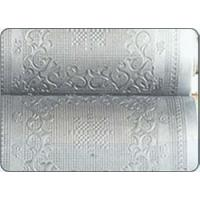 Stainless Steel Embossing Roller for textiles and paper engrave pattern