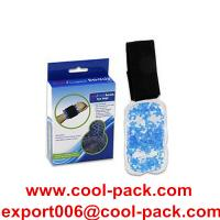 Buy cheap gel beads hot cold pack for pain relief from wholesalers