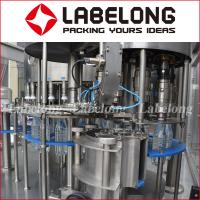 Quality Small Capacity Oil Bottling Machine High Efficiency ISO Certification for sale