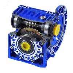 China Industrial Speed Transmission VF Series Aluminium Alloy Servo Motor Speed Reduction Box on sale