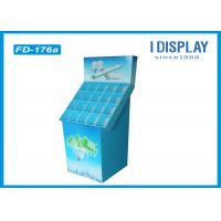 Buy cheap LED Bulbs Cardboard Corrugated  Floor Stand Display Retail 300*360*1323 Mm from Wholesalers
