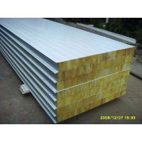 Wholesale Rock wool sandwich panel from china suppliers