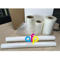 Wholesale PET Polyester Roll Laminating Film SGS Approval Double Side Corona Treatment from china suppliers