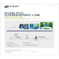 Wholesale Rigid PVC Sheet Calender Line from china suppliers