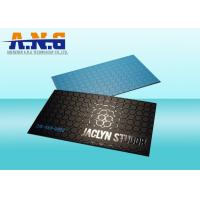 China Spot UV PVC Custom Printed Cards business cards with Offset Printing on sale