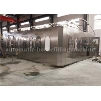 Wholesale 24000BPH Pepsi Cola / Soda Filling Machine , Soft Drink Production Line from china suppliers