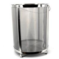 Wholesale SS304 Wire Mesh 300micron 135mm Beer Brewing Grain Filter from china suppliers