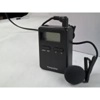 China Audio Guide 008A Best Sound Effect  Mini  Wireless Tour Guide System For Scenic Spot on sale